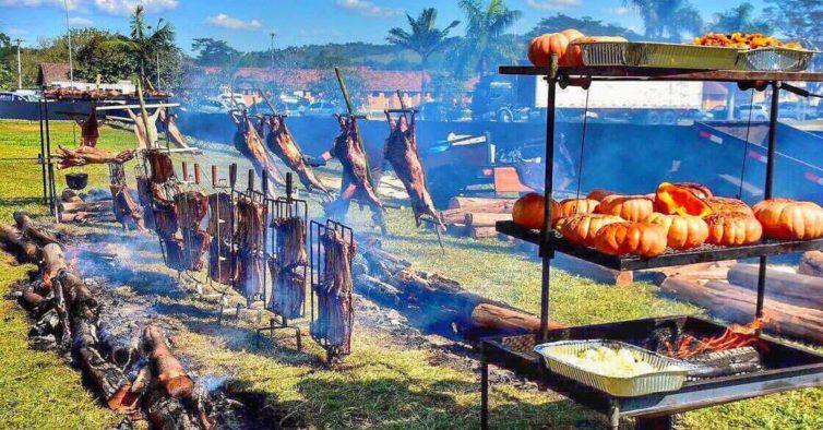 churrasco brasileiro