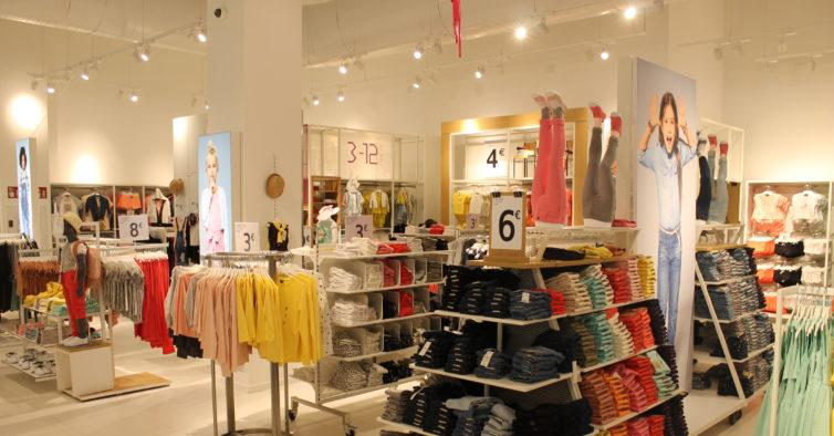 ba79583086382 Marca francesa KIABI vai abrir uma nova loja no Dolce Vita Tejo