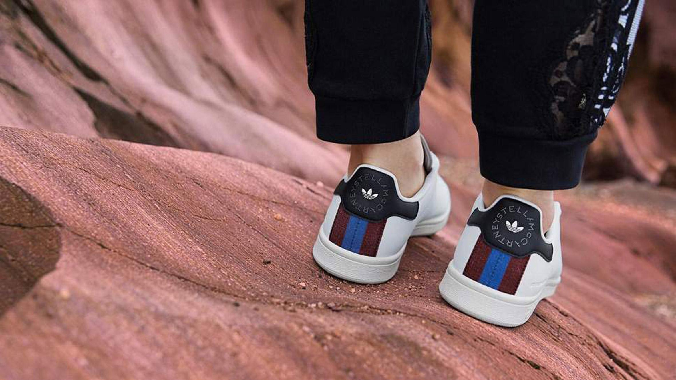 Os novos Stan Smith da Adidas são 100% cruelty free
