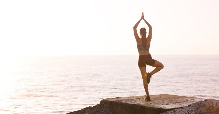 Este domingo há uma aula de ioga e workshops de comida vegetariana em Alvalade