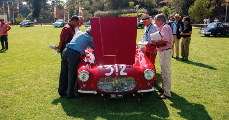 Os automóveis clássicos chegam ao Estoril na primeira semana de outubro