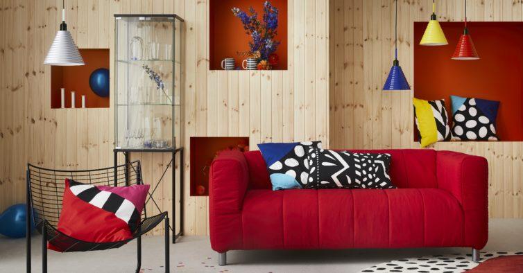 IKEA tem uma coleção vintage inspirada nos anos 70 e 80