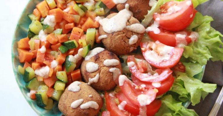 As únicas almôndegas que pode comer (e comer) sem engordar