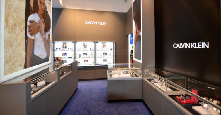 Calvin Klein Watches+Jewellery abre primeira loja em Portugal