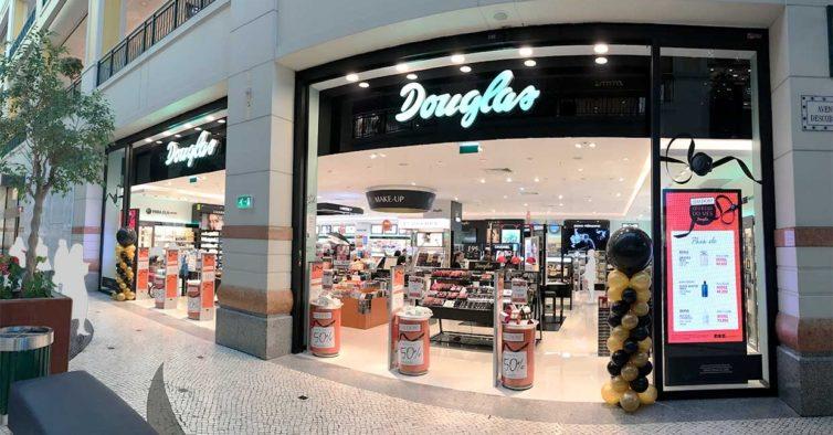 88417d775 Douglas celebra 20 anos com descontos em todos os produtos