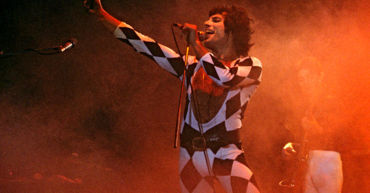 """Go Crazy: A banda sonora de """"Bohemian Rhapsody"""" traz (boas) novidades"""