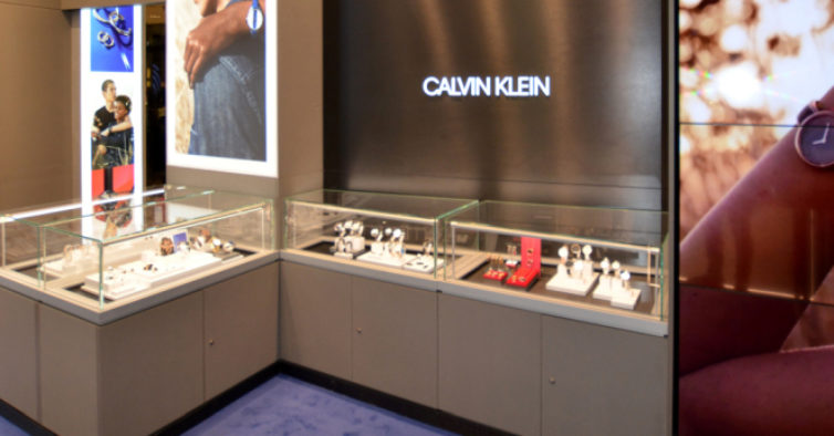 1839aac8eacb4 Calvin Klein Watches+Jewellery abre primeira loja em Portugal