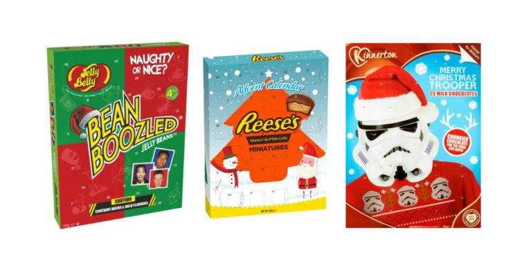 Estes são os calendários do advento mais saborosos (e criativos) do Natal