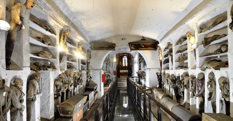 Catacumbas dos Capuchinhos de Palermo