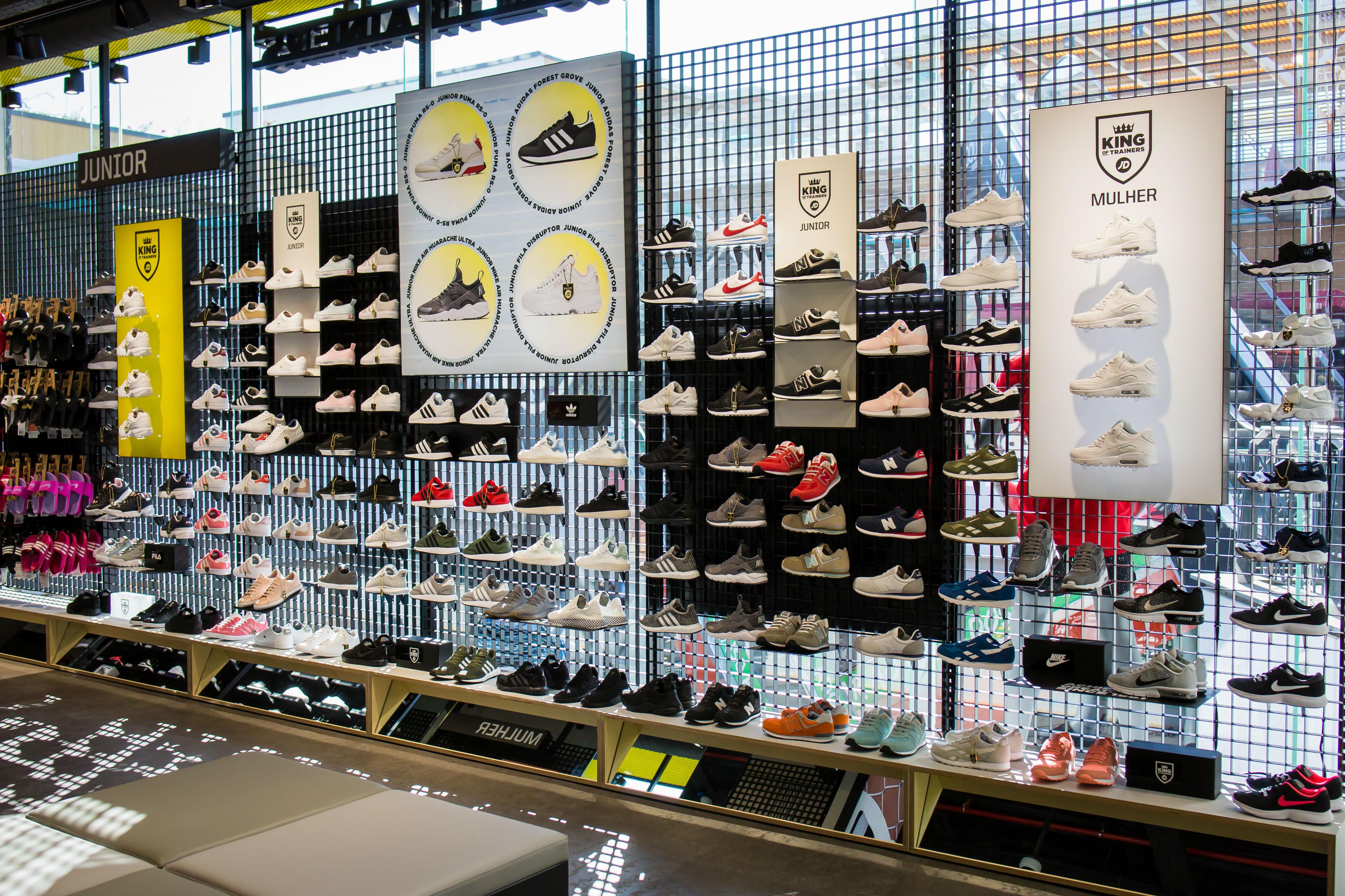 d8a1fecaacb Nova loja da JD Sports está prestes a chegar a Coimbra