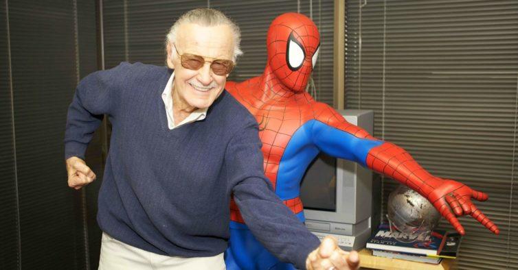 09662a55424 Como Stan Lee criou 4 dos seus super-heróis mais famosos