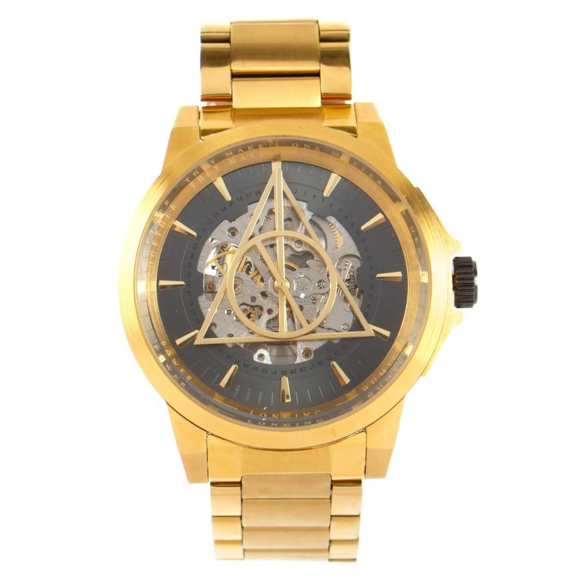 100f8948c1772 Relógio Harry Potter x Chilli Beans (185
