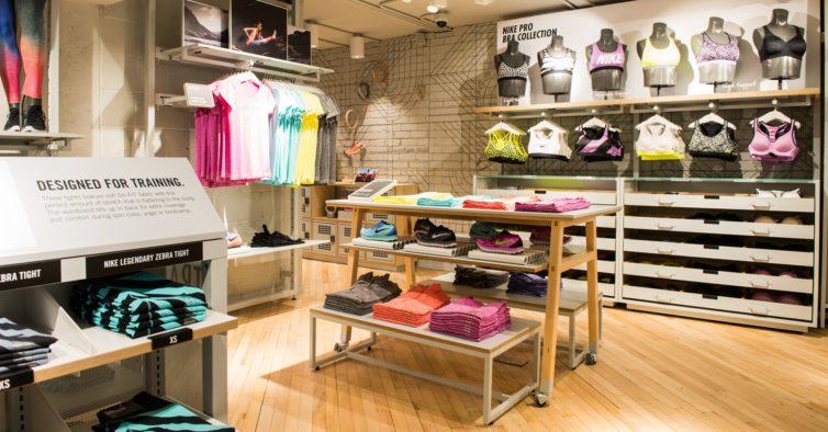 As novas sapatilhas da Nike são lindas e estão a voar das lojas