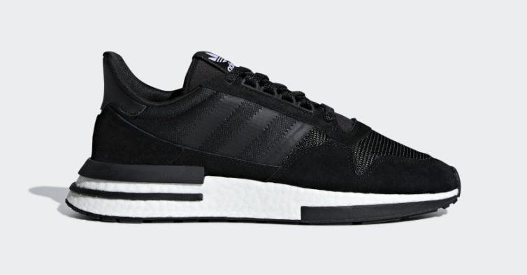 555ba84b8ea As sapatilhas pretas mais giras da Adidas estão a metade do preço