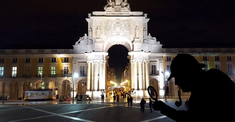 Estão de volta os passeios negros pelos Crimes de Lisboa