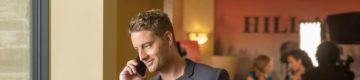 """Quem é Justin Hartley, o bonitão que conseguiu ser levado a sério com """"This Is Us"""""""