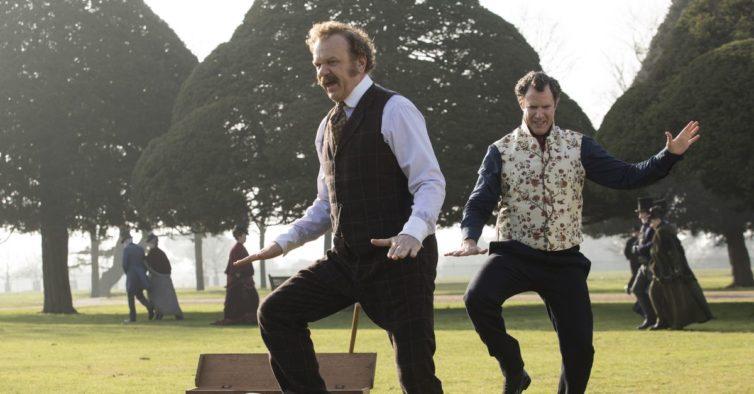 """Razzies: """"Holmes & Watson"""" e """"Gotti"""" são favoritos a pior filme do ano"""