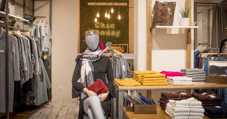b0b6d66e6 Chic Monday: a nova loja de Campo de Ourique muda de coleção todas as  semanas