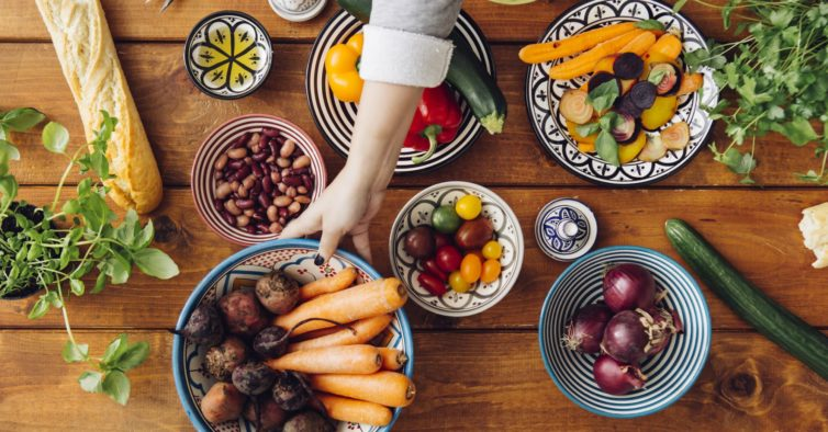 desafio vegetariano