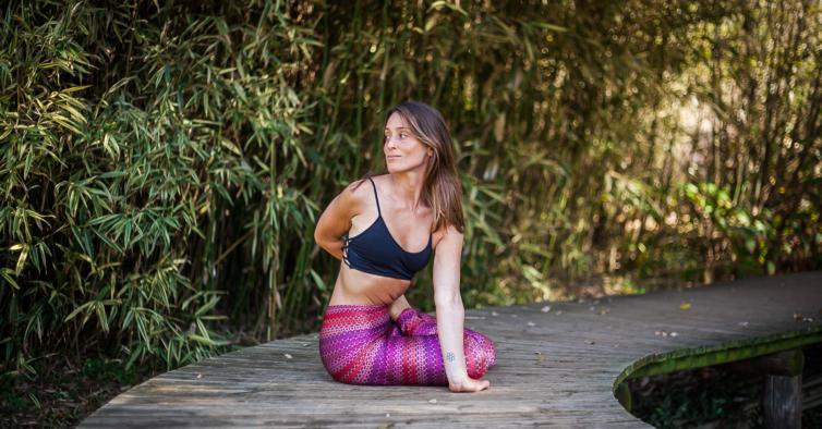 retiro de ioga