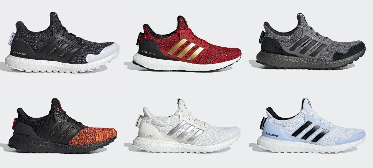 Adidas vai lançar sapatilhas inspiradas na série