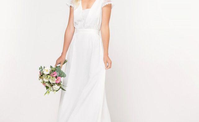 Vestido da La Redoute (63,60€)