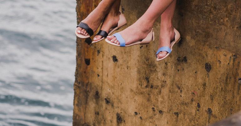 9f7e25cf8 DOL Flat Sandal (185€) - NiT
