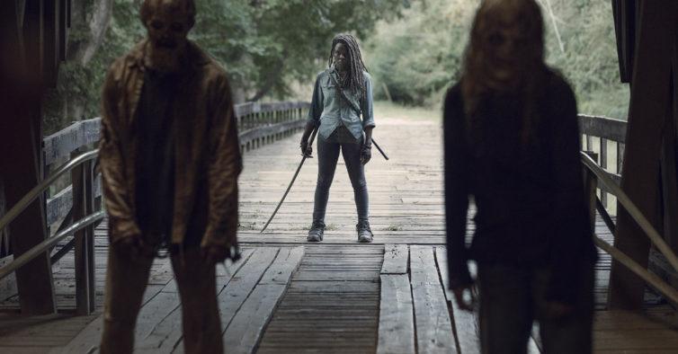 Whisperers ou zombies?