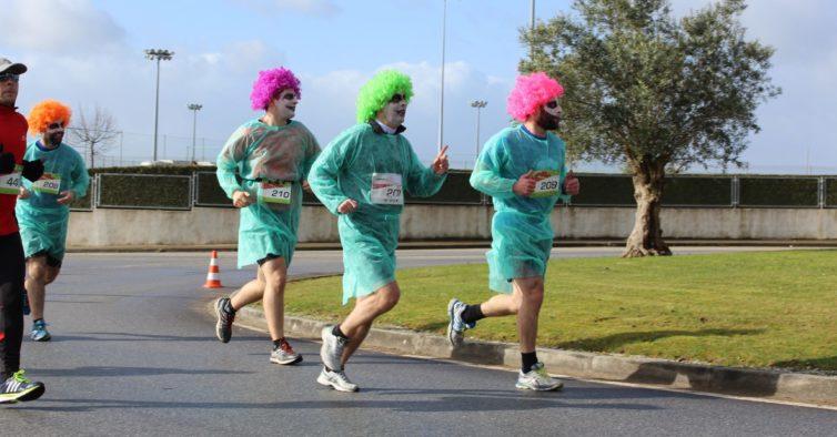 corrida do carnaval