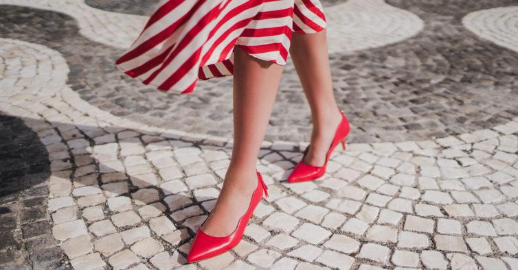 Duas portuguesas criaram uma marca de sapatos inspirada na ilha da Madeira