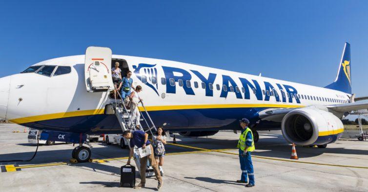 Tribunal de Lisboa obriga Ryanair a indemnizar passageiros afetados por greves