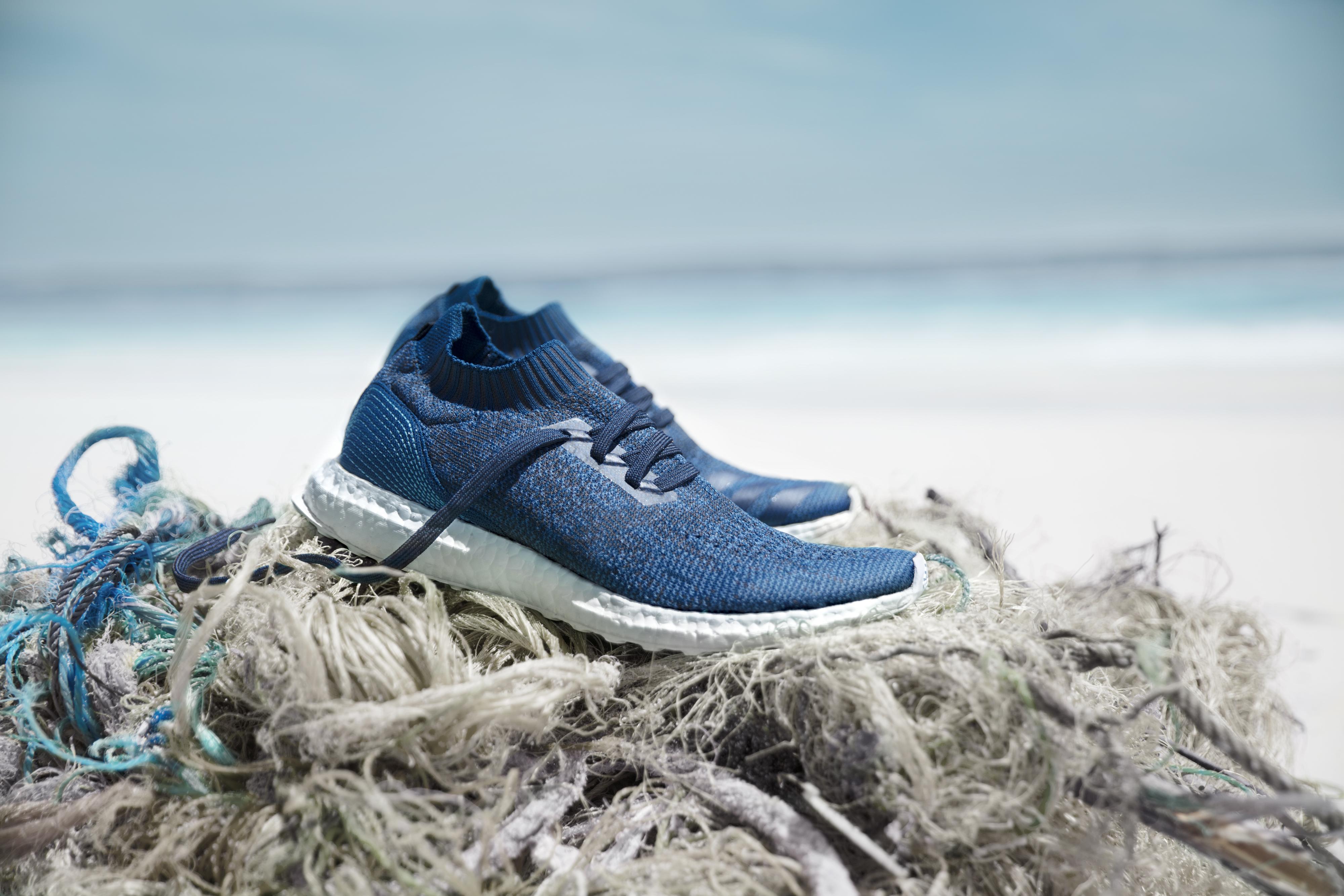 Adidas vai transformar plástico dos oceanos em 11 milhões de