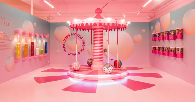 Depois de Lisboa, o museu dos doces abre em duas cidades do Brasil