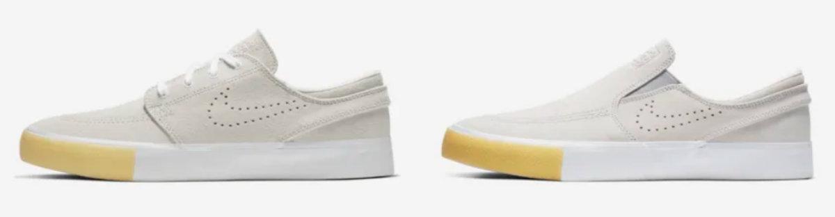 7f8b3c56412 As novas sapatilhas da Nike parecem ser inspiradas na Vans (e são ...