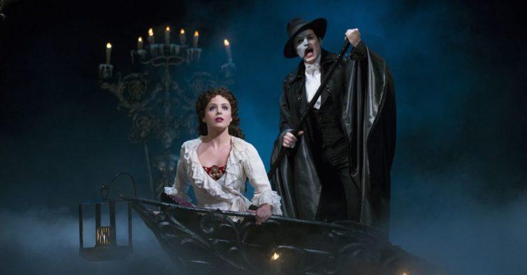 fantasma da ópera