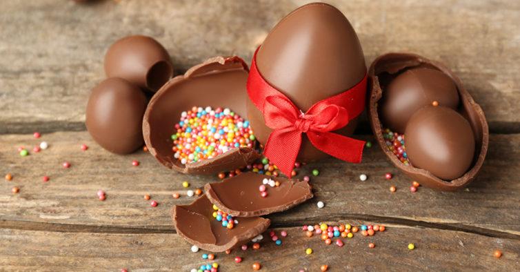 Esta é a melhor forma de conservar os ovos que sobraram da Páscoa