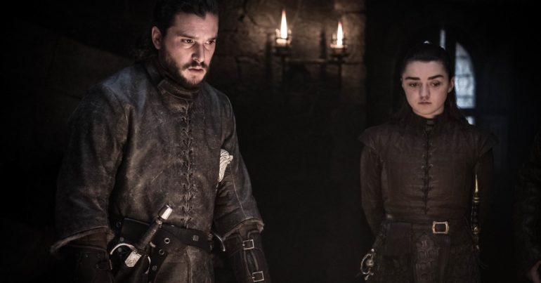 Watch Game of Thrones Season 8 Episode 2 : Game of Thrones S4x2 Online In High Definition