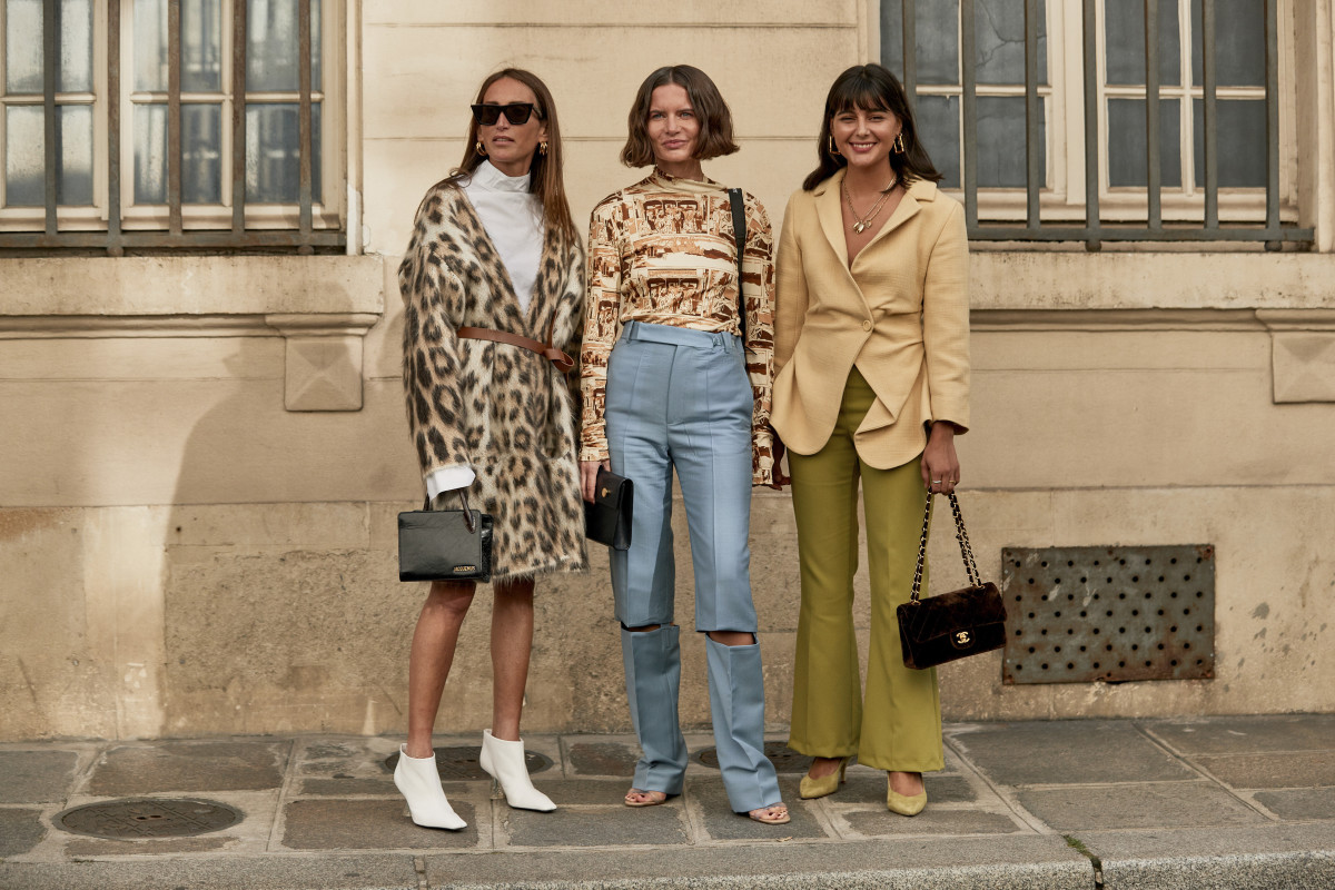 4b2741038a86 The Best Street Style Looks From Paris Fashion Week Spring 2019 ...