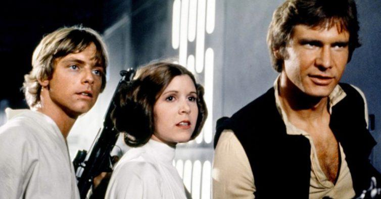 """Vai poder ver em Lisboa a trilogia original de """"Star Wars"""" — sem efeitos digitais"""