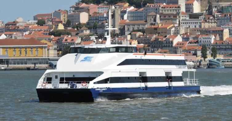 Os barcos da Soflusa vão estar parados no início da próxima semana
