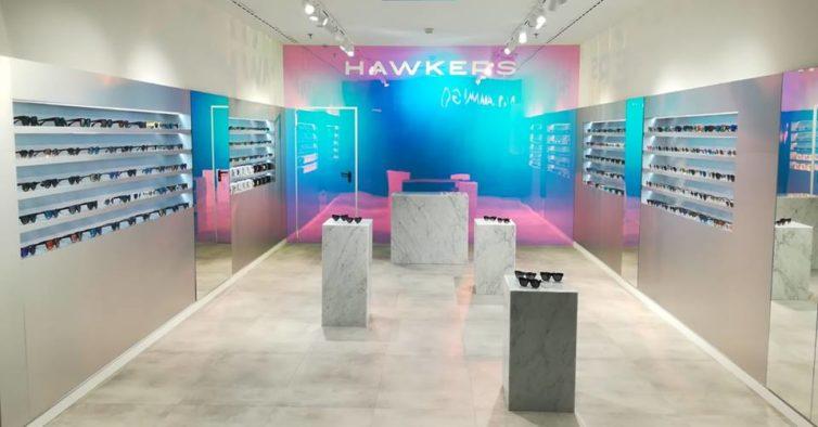Há mais uma loja Hawkers em Portugal