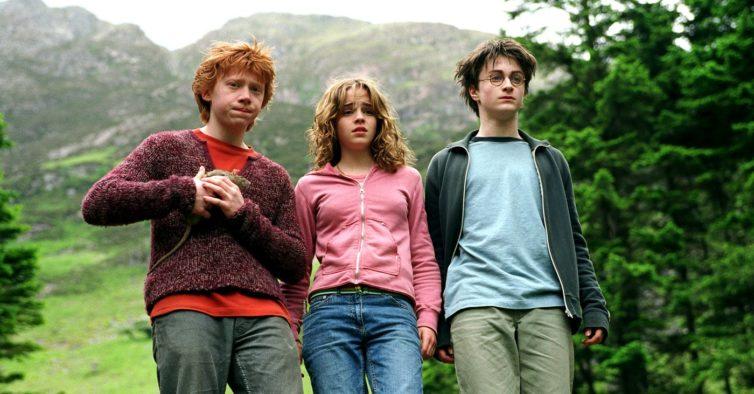 """Vai haver uma maratona de """"Harry Potter"""" na televisão durante a Páscoa"""