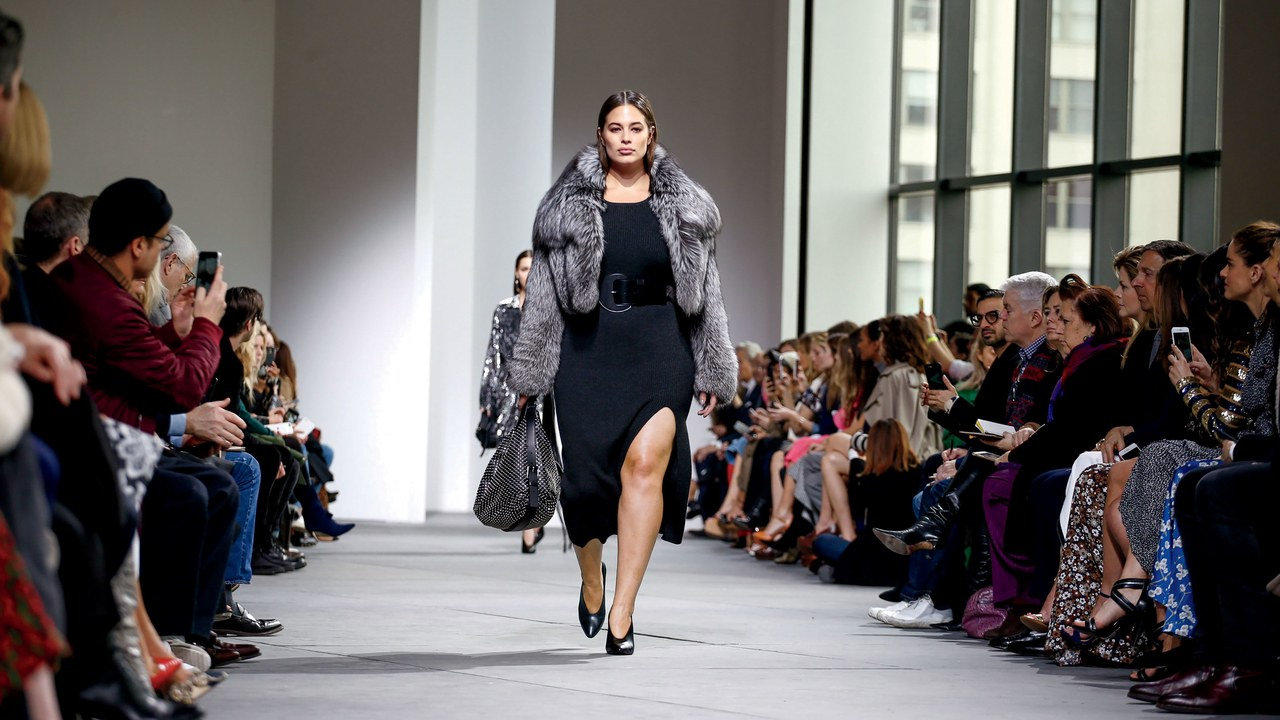 97bc7e2f9ff This Is Why There Aren't More Plus-Size Models on the Runway | Glamour