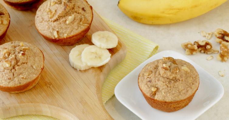 queques de banana