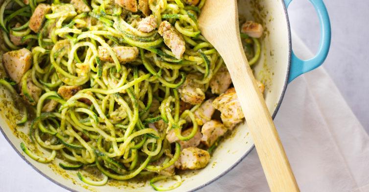 esparguete saudável