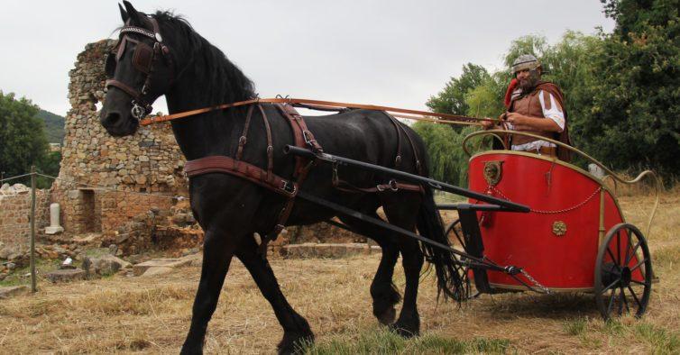 O Império Romano vai voltar a invadir o Marvão