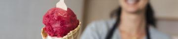 Delicioso: os novos gelados de Oreo, ginjinha e pastel de nata estão na Graça