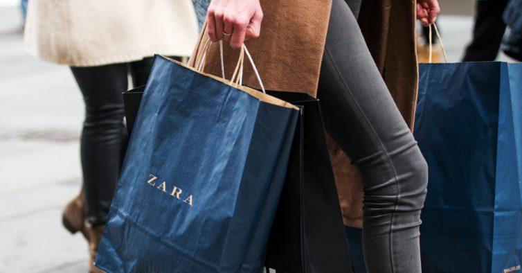 Corra para a Zara: há uma coleção de desporto gigante (e é
