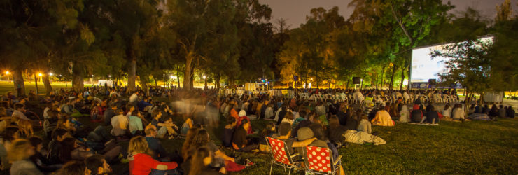 9f9e6755d O cinema ao ar livre (e gratuito) volta em junho à Quinta das Conchas