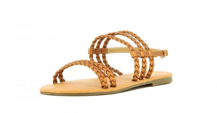 Sandálias da Seaside (12,99€)
